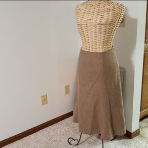 NEW! LRL Flowy Wool Skirt Lauren Ralph Lauren